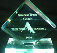 success tracs award